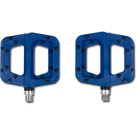 Cube RFR Flat HPP Race Pedal blå